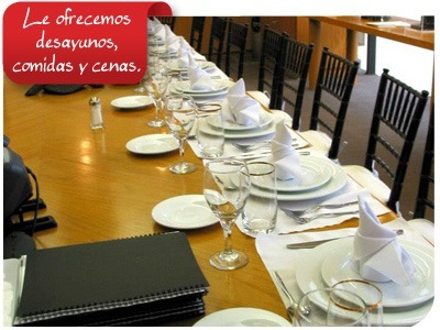 banquetes para comidas