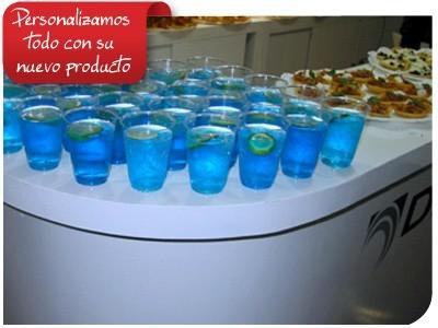 Banquetes para lanzamiento de productos