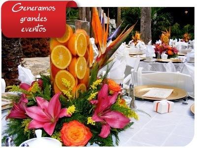 Catering para aniversario de boda