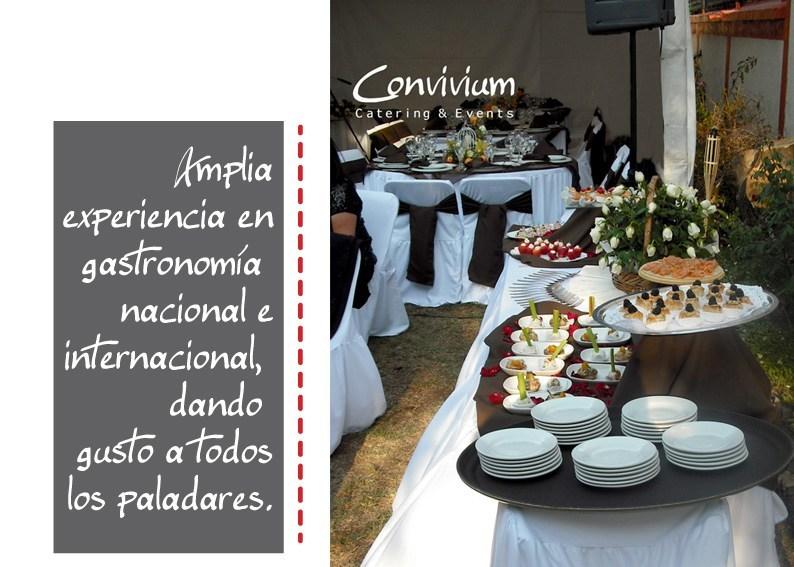 catering empresarial