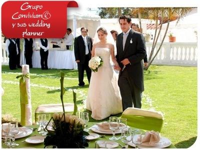 wedding planner Convivium