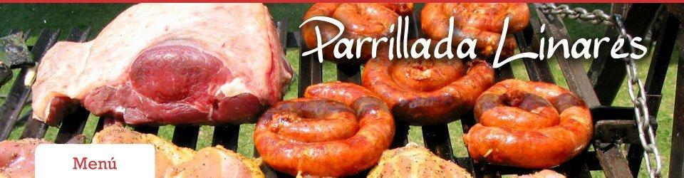 parrilla Linares Premium